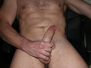 look very good entrapped in a triple cock ring