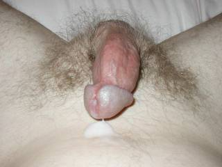 hot pic wish your cum was on my wife's belly for me to lick clean