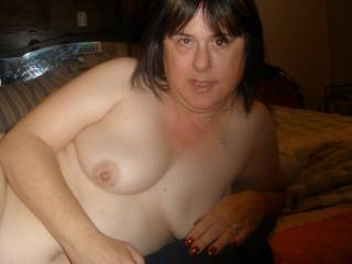i Love your tits. You are very sexy. I would love to unload a 3 day backup of cum all over those beauties.