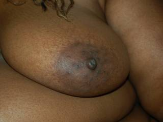 New lady will be a great fuckbuddy.  Love her body & she cums when you bite that nipple just right !