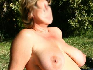 Luv to cover your beautiful tits...!!!