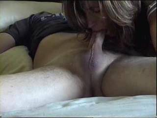 Part 2 of the nice blowjob...it lead to her getting horny and climbing on!