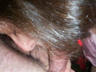 Ahhhh ...Christmas head