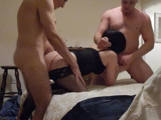 cock at each end