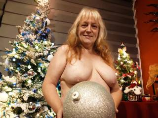 Merry Christmas! May your tits cum true.