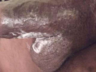 I love it when women cream on my cock.