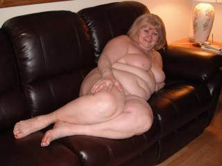 Spread those legs a bit wider darling and we can give those couch springs a fucking good workout!