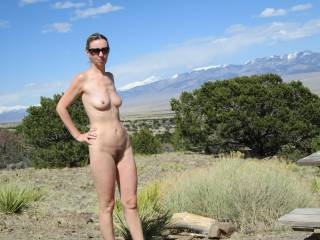 camping naked in the great wide open.....nothing better,,,,,,mmmm