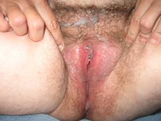I would love to lick that wet pussy