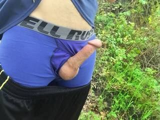 Got a lil horny on my hike!