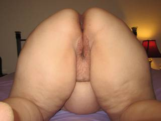 Big BBW ass and belly