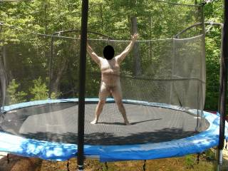 more outdoor fun any women want to play