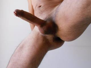 I want to gobble it up.....sweetie I want a lot more than just a taste of that gorgeous cock.  K