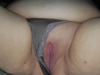 Wife before she went out to fuck a stranger
