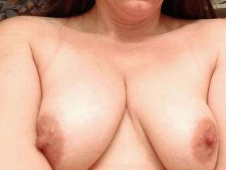 Does my tits make you horny?