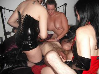 Our slave gets fucked xxx
