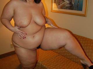 Since you all like Naughty V\'s curves