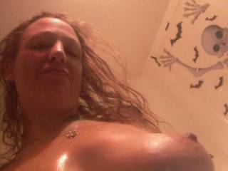Sexy selfie my wife took