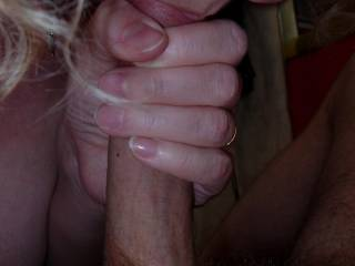 Mmmmmm my favourite, I could suck this tasty cock all day