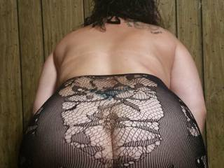 the only way I would like that ass more is if my hard cock was in it.