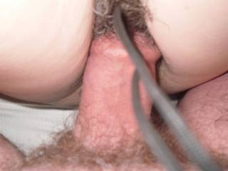 my tongue definately  then when you have cum so much we could try lots of different things but def have my hard cock inside of you. X