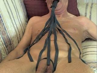 Love to feel this used over my naked body, any others like this form of naked fun ?