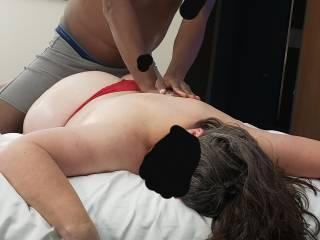 Wonderful hotel massage