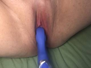 After I shave my pussy it always gets horny!