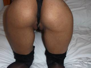 lick first till cum dribbles down inner thighs, then slowly enter with my throbbin cock facing a mirror - best ass on this site!