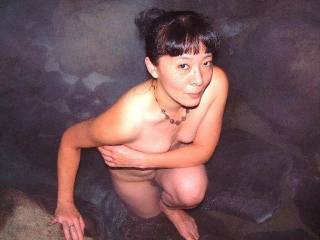 i love being in onsen after sex and sometim also do in onsen