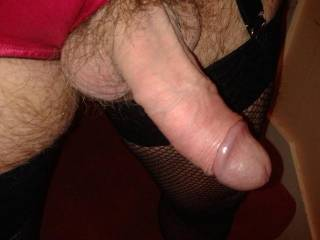 OMG i am on my knees, ready to serve your very sexy hot big fat mouthwatering Cock! will it fit into my throat??