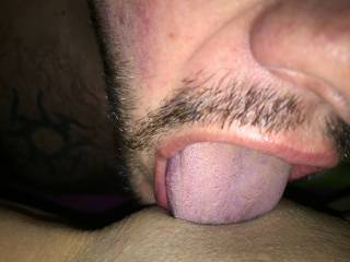everytime she takes her panties off or I pull them down I CANT RESIST eating that pussy and believe me everyone once you get a taste you will be hooked