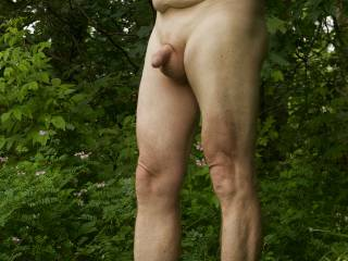 naked outdoors want to join me?
