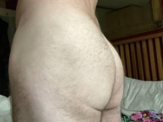 Hairy arse
