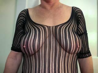 Tits behind bars