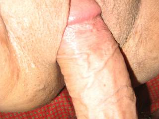 Nice big veiny cock! Would you like to feel my big hard cock inside of you?