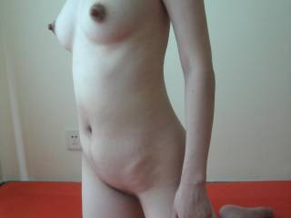 nice big tits on a really slim body. thats seldom and i find it quite sex. youre awesome please check my profile if the interest is mutual we can chat or cam sometime. interested??