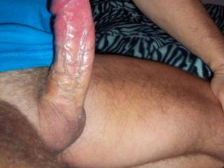 i'd want to ride that cock so hard and feel every one of those veins rubbing up and down inside my pussy, than my ass before you fill me with your hot cum