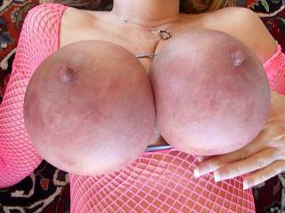 my gf asked me to tie her big nice tits up and then cum all over them