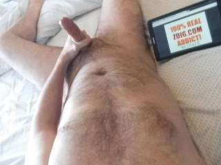 Woke up hard and horny. I really need a tight pussy around my cock.