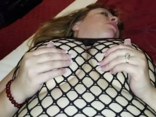 No matter what my husband does to me he always makes me cum hard and multiple times.