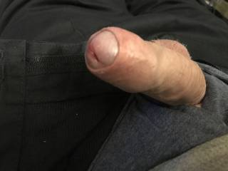 Who wants to push my foreskin all the way down