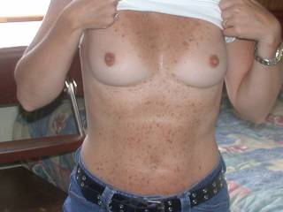 love to nibble and suck on your lovely hard nips