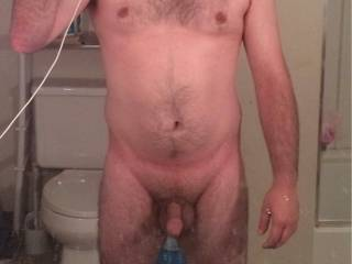 ......mmmmm, fresh and clean, ready for a nice, slow, relaxing blowjob...