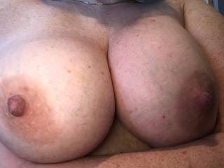 My gfs huge tits