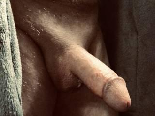 Hard dick.