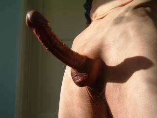 Your cock is so long..it would hit the back of my pussy.like to show Mark how hard I cum when I get fuvked by you