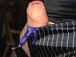..mmmmm, i want to lick slowly the tip of your dick, feel your shaft growing bigger in your sexy panties, then i will take it off with my teeth... you will enjoy the blowjob of your life!!!