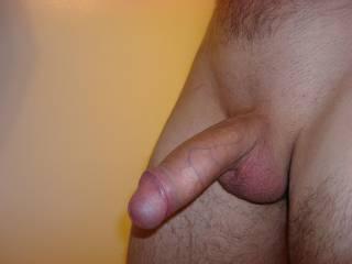 soft uncut dick