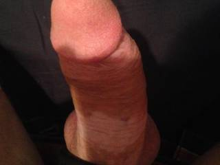Another shot of my dick with cockrings. Do you like it?